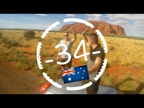 ROADTRIP DURCHS OUTBACK! - ULURU & CO. - Work & Travel #34