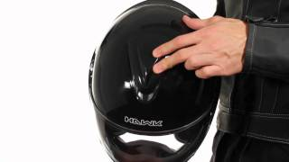 H6607 Hawk Bluetooth Modular Motorcycle Helmet at LeatherUp.com