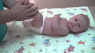 Часть1- детский массаж, массаж ребенку, массаж для грудничков, массаж для детей, массаж до года.(, 2013-04-13T08:33:19.000Z)