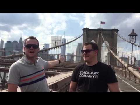 947 Breakfast Xpress in NYC: Sightseeing Brooklyn Bridge