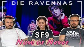 Reaktion auf SF9 (에스에프나인) - Now or Never (질렀어) | Die Ravenna…
