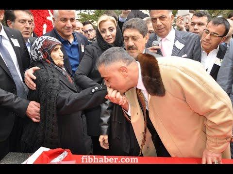 Sedat Peker Nevşehir'de ! (Özel Görüntüler)