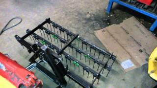 john deere rasentraktor mit 3 punkt heck hydraulik. Black Bedroom Furniture Sets. Home Design Ideas