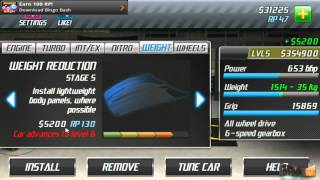 Repeat youtube video Android Play: Drag Racing Career Stage 5