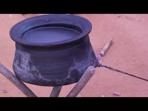 Documentary on Stone Bead Drilling Process
