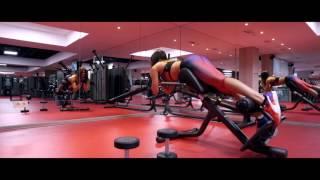 ПОПА КАК ОРЕХ!!! Тренировка на ноги и ягодицы с Надин Ожог