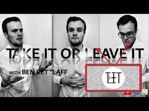 Take It or Leave It Episode 3-The Radio Room