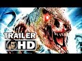 JURASSIC DEAD Official Trailer (2018) Dinosaur Zombie Action Movie HD