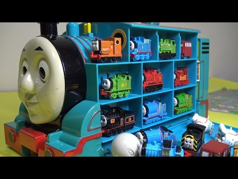 ★Big Thomas The Tank Engine in Small Thomas and Friends Percy★
