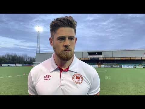 Sam Bone On Goals & Facing Old Club Waterford Tomorrow