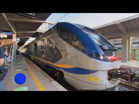 Inaugurato il treno Cefalù-PuntaRaisi