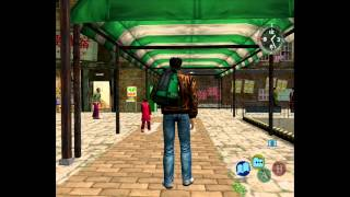 Shenmue 2 Gameplay Xbox 360