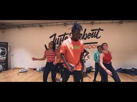 Blaakow || AfroBeatChoreo: Naza - MMM || Juste Debout Toulouse
