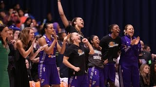 Game Recap: Chicago Sky vs Phoenix Mercury Game 3