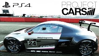 Project Cars Gameplay - Project Cars PS4 60fps Gameplay
