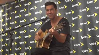 Andy Grammer - Keep Your Head Up (Live) 99.3 KISSFM Harrisburg, PA
