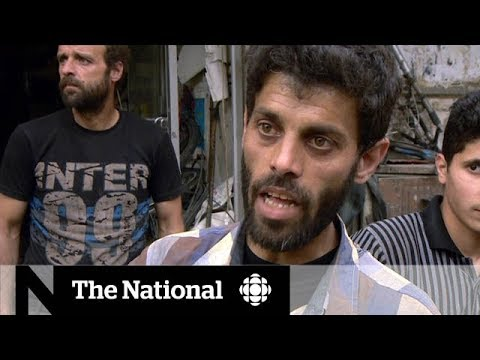 CBC in Syria: Aftermath of alleged gas attacks in Douma