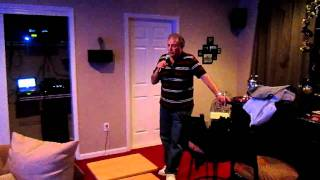 Elvis Karaoke Young & Beautiful