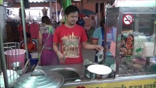 ТАЙСКИЙ СУП С ЛАПШОЙ КУАЙ ТЬЯО ☕ Noodle soup / Еда в Тайланде
