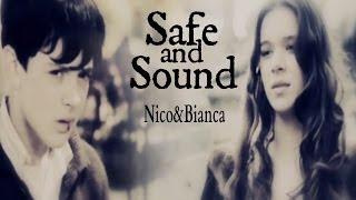 'Safe and Sound'  Nico & Bianca Di Angelo(HoO)