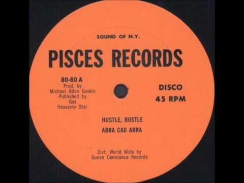 Abra Cad Abra - Hustle Bustle (1979) LP