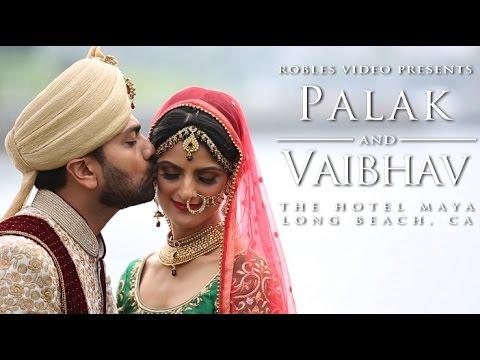 palak-kapasi-&-vaibhav-ajmera---wedding-day-highlights-(hindu)