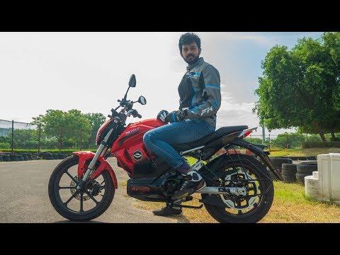 Revolt RV 400 Electric Bike - Price Rs. 1.48 Lakhs! | Faisal Khan