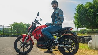 Revolt RV 400 Electric Bike - Price Rs. 1.48 Lakhs! | Faisal Khan