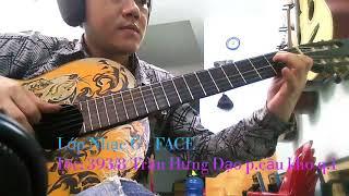 Cho em một con đường (Vy Oanh) Solo Guitar - Lớp Nhạc G-FACE