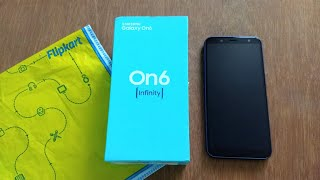 Samsung Galaxy On6 Unboxing & Hands On Review In Hindi [4GB/64GB Blue]