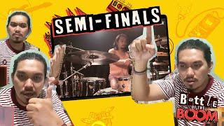 Aska Rockers Reacts to the Semi-Finals for Battle of the Boom!