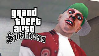 GTA San Andreas #9 - Ballas INVADEM a Grove Street!