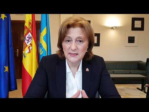Delia Losa pide responsabilidad a los asturianos frente al Covid, en la FASE 1