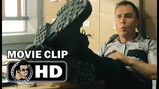 THREE BILLBOARDS OUTSIDE EBBING,MISSOURI Movie Clip -Hey F*ckhead (2017) Frances McDormand Movie HD