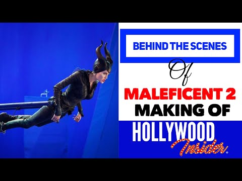 BEHIND THE SCENES - Maleficent: Mistress Of Evil, Angelina Jolie, Elle Fanning, Michelle Pfeiffer