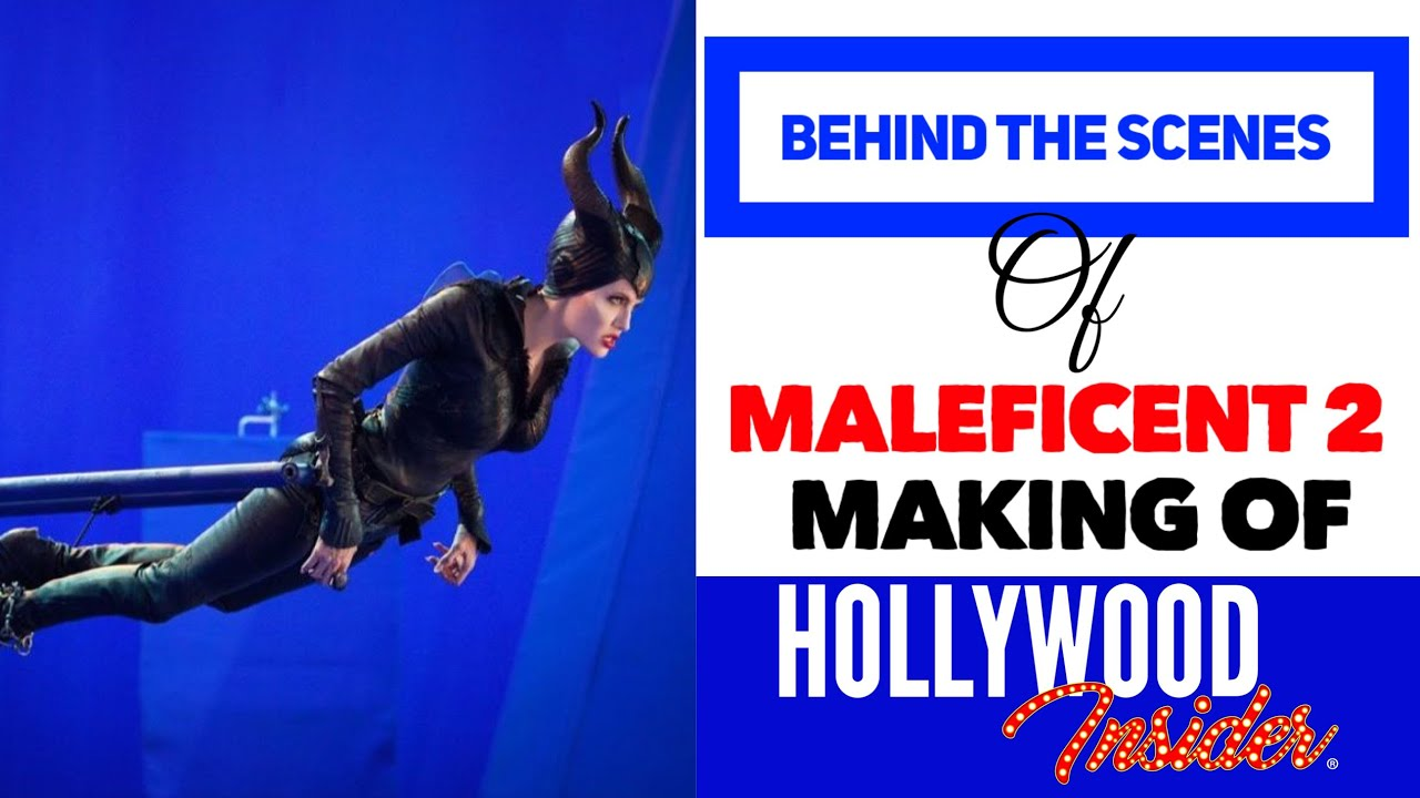Watch: Behind The Scenes & Making Of 'Maleficent: Mistress