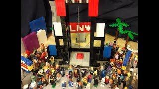 Lego Ninja Warrior - Las Legos Stage III