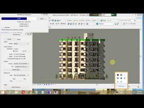 3D house design tutorial part--3 thumbnail