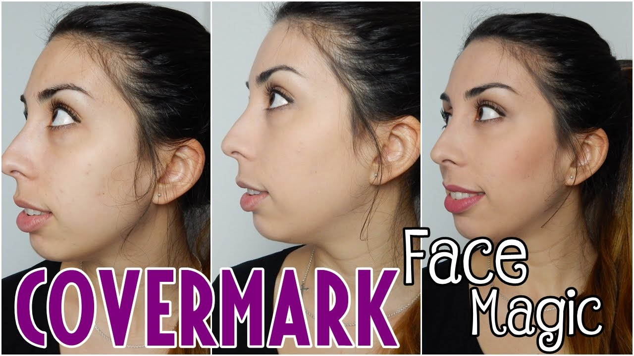 covermark face magic