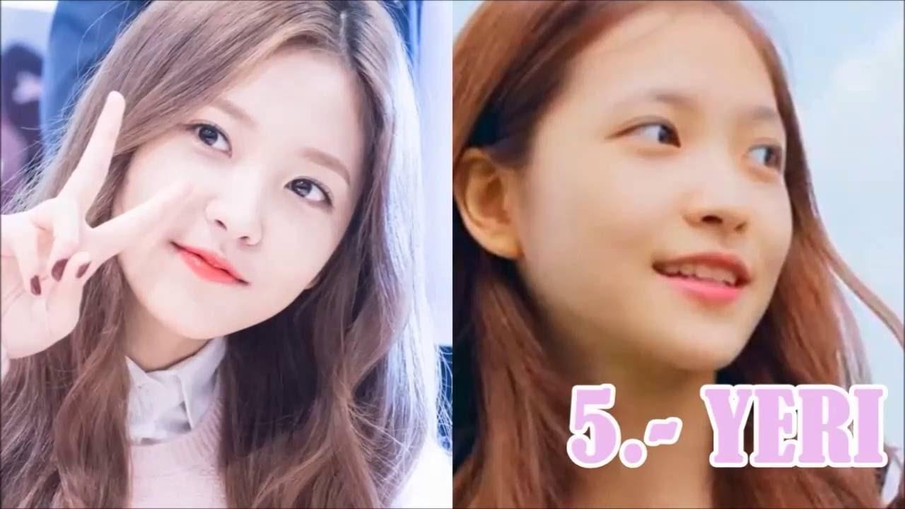 Red Velvet Ranking No Makeup Youtube