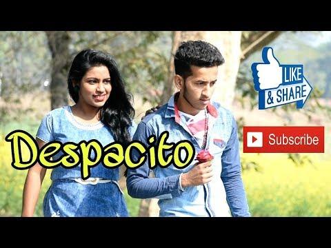 """DESPACITO"" ( Hindi Rap Mix Cover ) | Dhruvan Moorthy ft. SeeMo | Justin Bieber S gang"