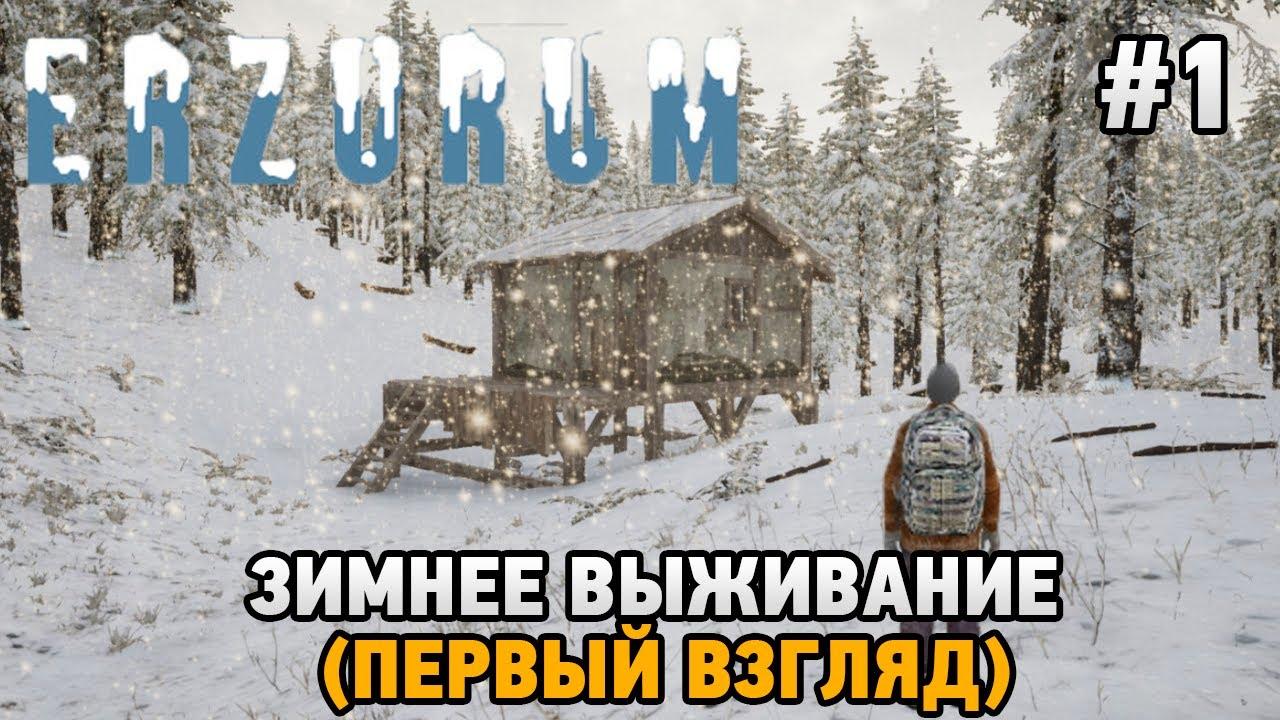 Erzurum#1 Зимнее выживание (первый взгляд)