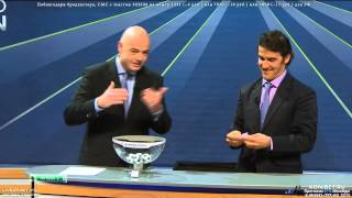 UEFA Champions League Draw: Quarter- Final 2014 /