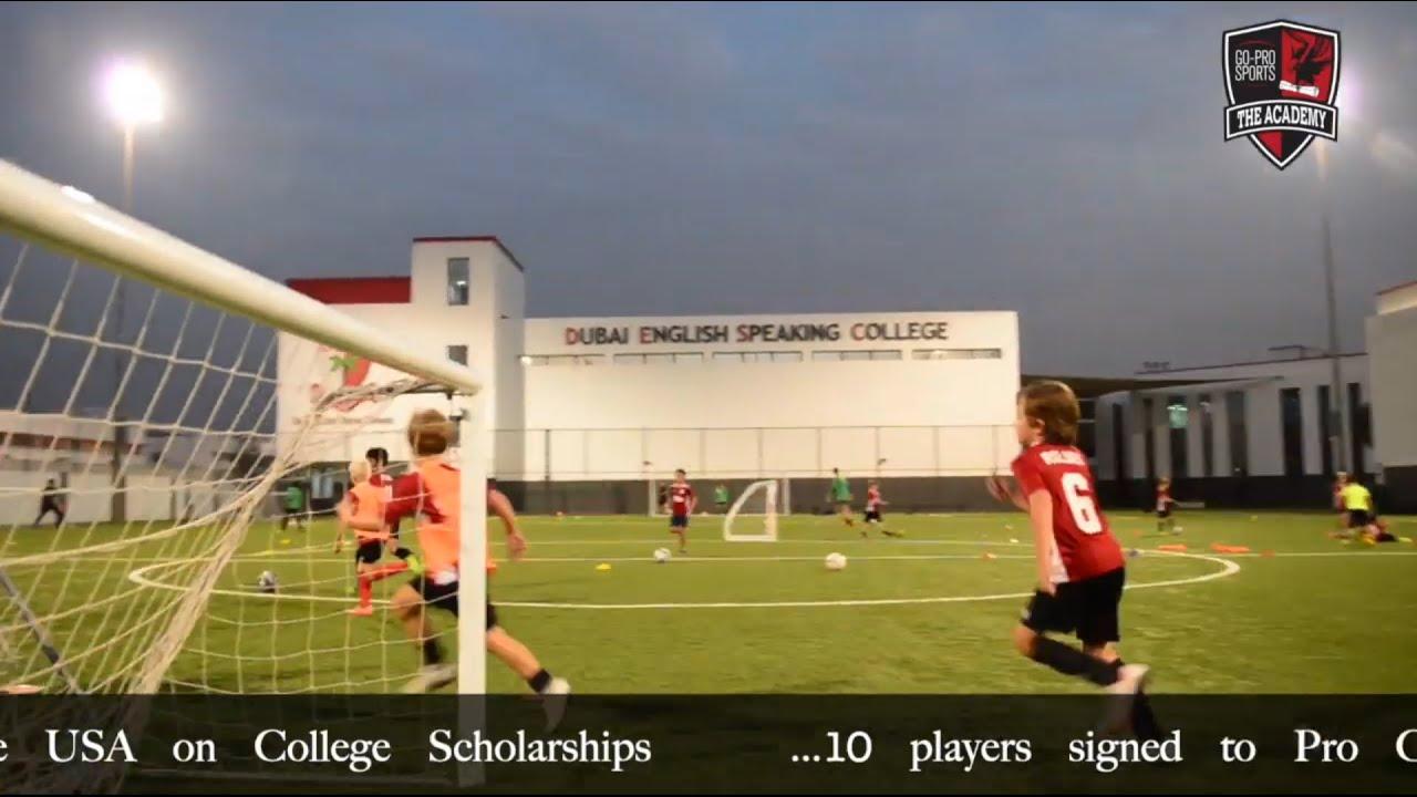 Best Football Academy in Dubai | Go Pro Football Academy | Dubai