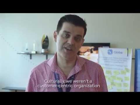 Globe Telecom's Customer Experience Journey