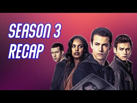 13 Reasons Why Season 3 RECAP || Netflix || 2020