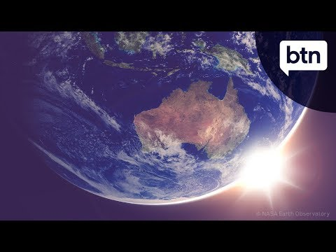 Aussie Space Agency - Behind The News