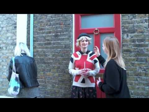 Pixie Geldof wears Topshop for British Vogue