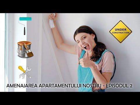 Amenajarea apartamentului nostru (episodul 2)