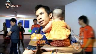 CRUTDTV Hilight : 17/08/54 Chiangrai United 1-1 Thai Port FC